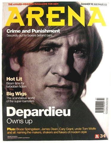 Arena magazine July/August 1992