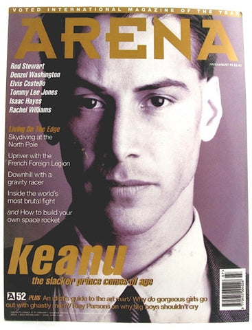 Arena magazine July/August 1995