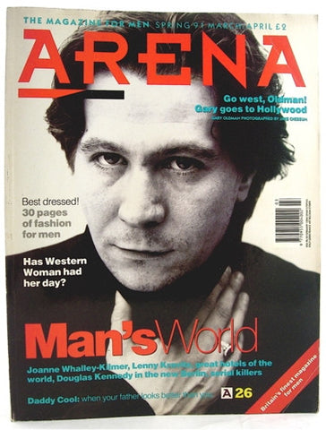 Arena magazine March/April 1991