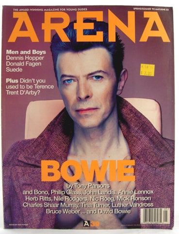Arena magazine May/June 1993