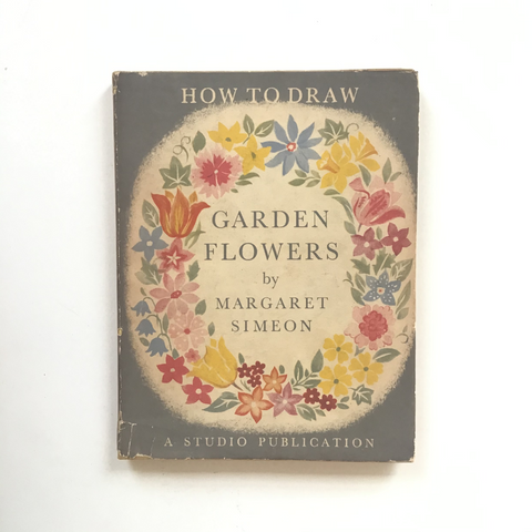 How to Draw Garden Flowers