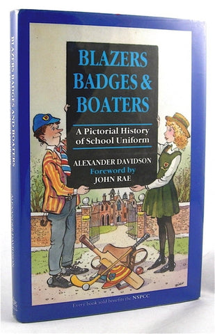 Blazers, badges and boaters