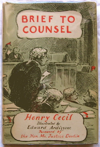 Brief To Counsel