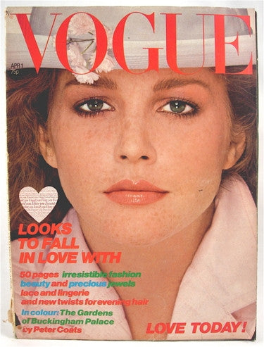 British Vogue  April 1 1978