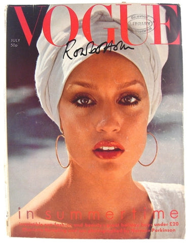 British Vogue  July 1976