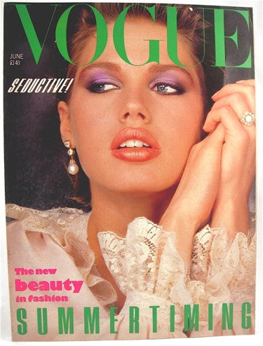 British Vogue  June 1983