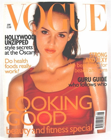British Vogue June 1997