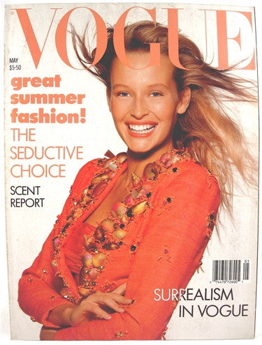 British Vogue  May 1988