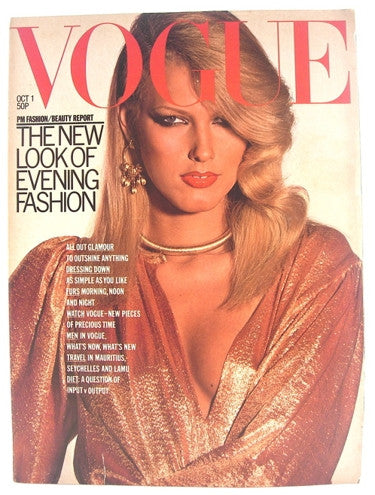 British Vogue  October 1, 1976