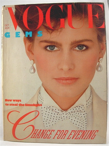 British Vogue  October 1982