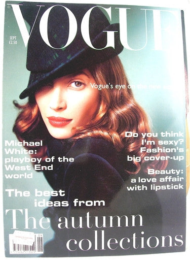 British Vogue  September 1993