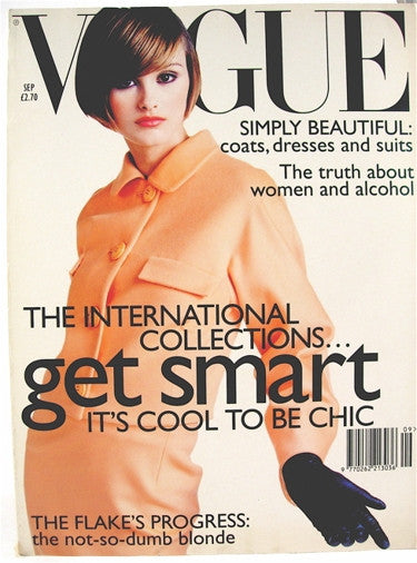 British Vogue  September 1995