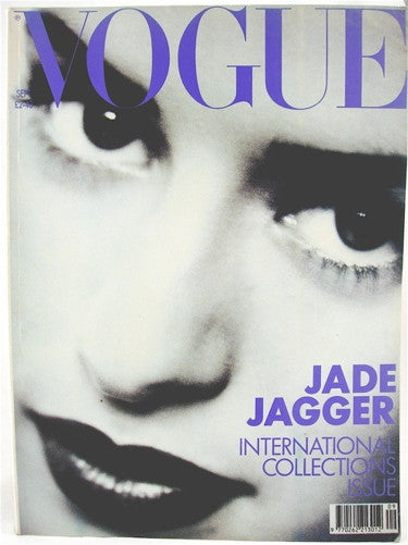 British Vogue  September 1990