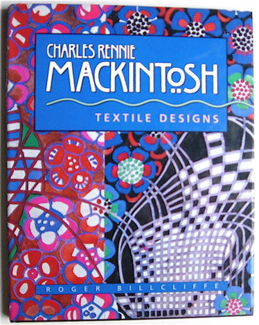 Charles Rennie Mackintosh Textile Designs