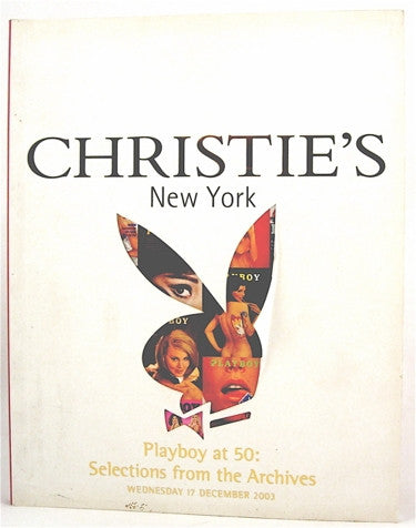 Christie's  Playboy at 50