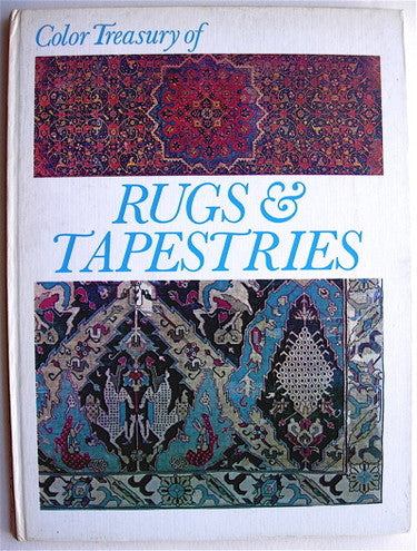 Color Treasury of Rugs & Tapestries
