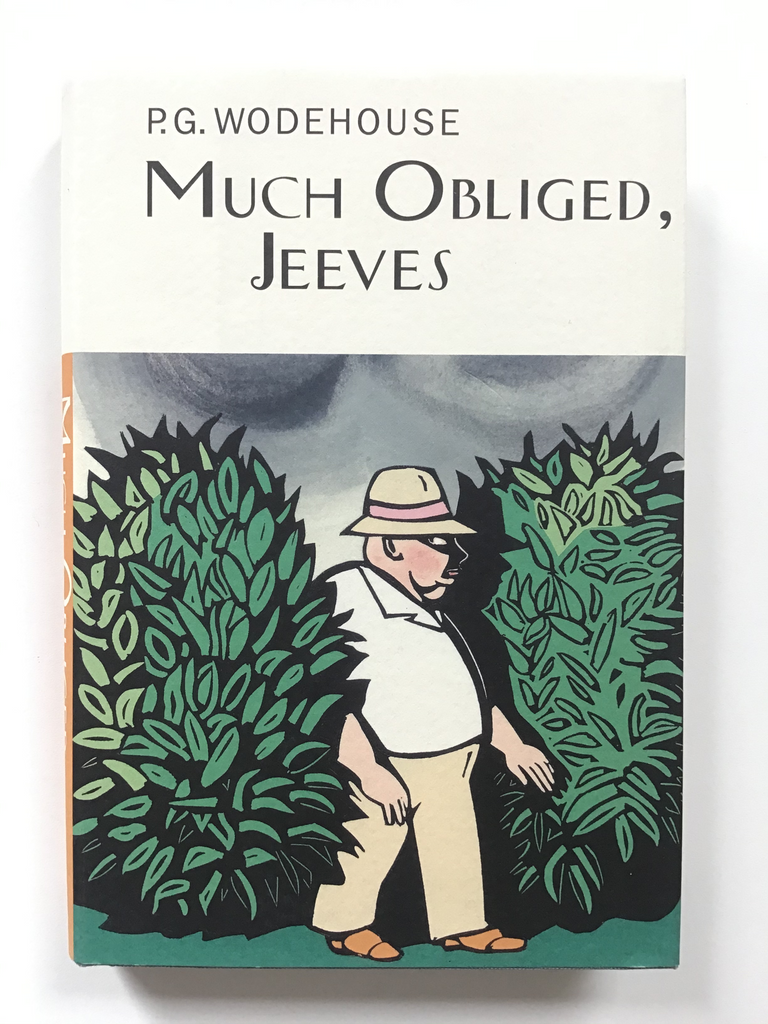 Much Obliged, Jeeves by P. G. Wodehouse