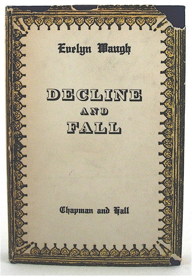 Decline and Fall  An Illustrated Novelette
