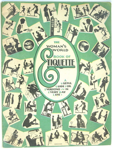 The Woman's World Book of Etiquette