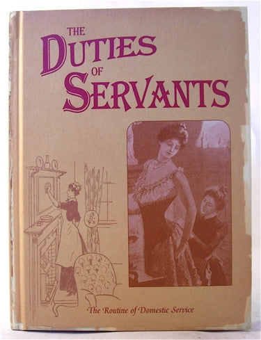 Duties of Servants