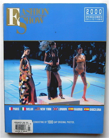 Fashion Show  2000 Spring & Summer Collections