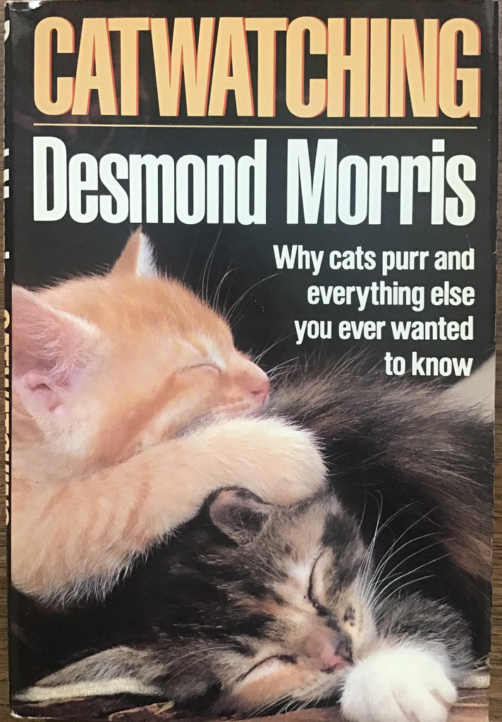Catwatching by Desmond Morris