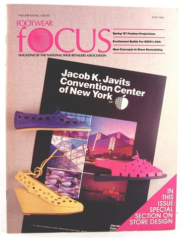 FOOTWEAR FOCUS  Magazine of the National Shoe Retailers Association