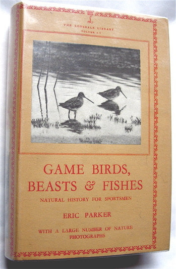 Game Birds, Beasts and Fishes