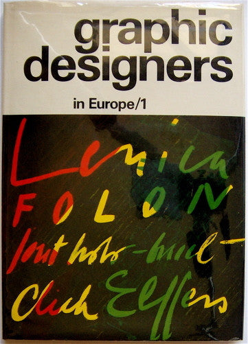 Graphic Designers in Europe/ 1