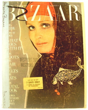 Harper's Bazaar August 1970
