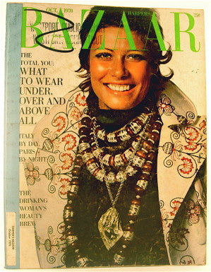 Harper's Bazaar October 1970