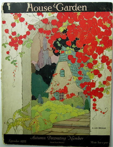 House & Garden magazine  September 1922