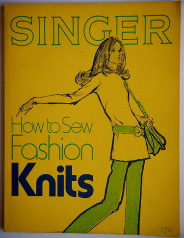 How to Sew Fashion Knits