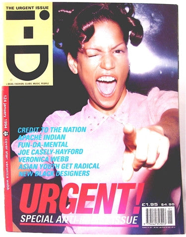 I-D magazine No 124/ January 1994