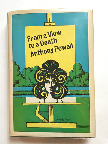 From a View to a Death by Anthony Powell