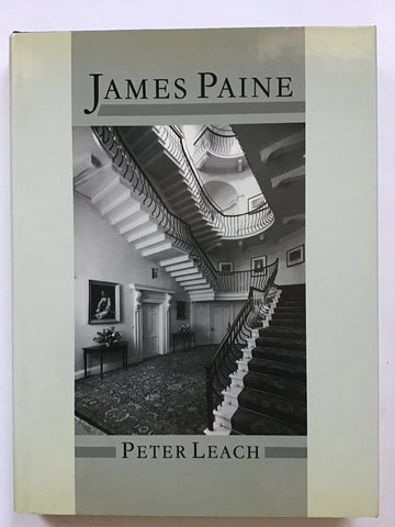 James Paine by Peter Leach