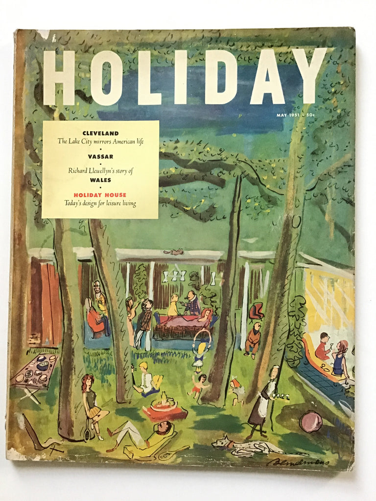 Holiday May 1951