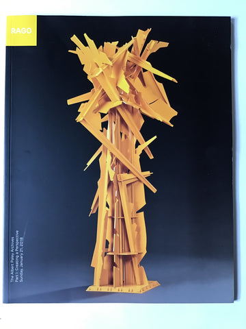 The Albert Paley Archives Part I : Creating a Perspective