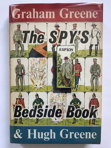 The Spy's Bedside Book by Graham Greene