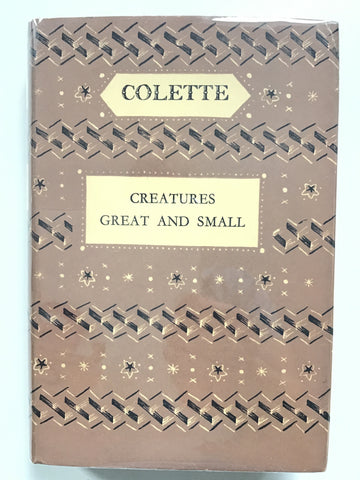 Creatures Great and Small by Colette
