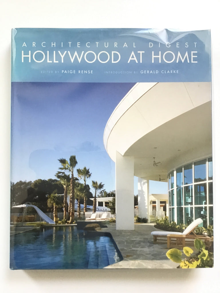 [Architectural Digest]  Hollywood at Home