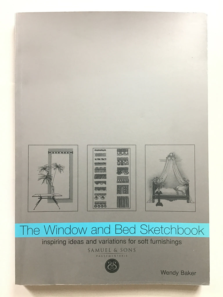 The Window and Bed Sketchbook