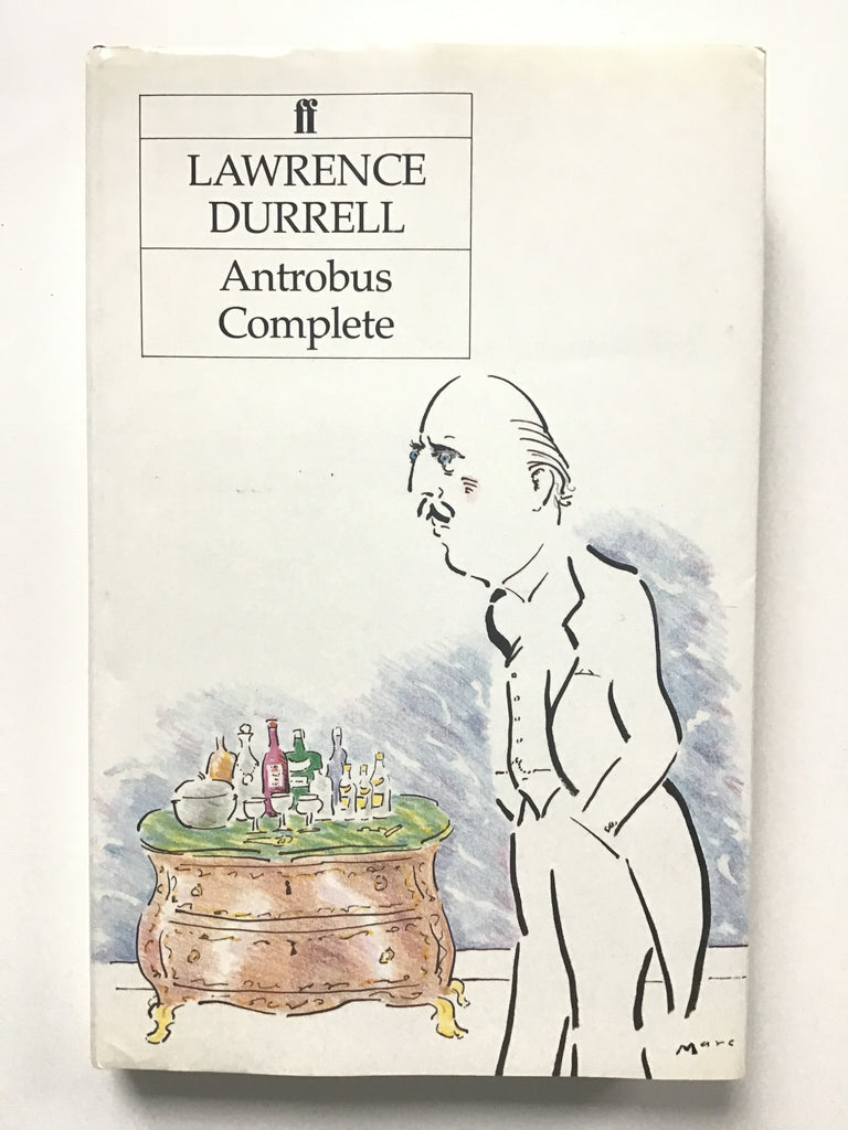 Antrobus Complete by Lawrence Durrell
