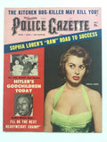 The National Police Gazette July 1960