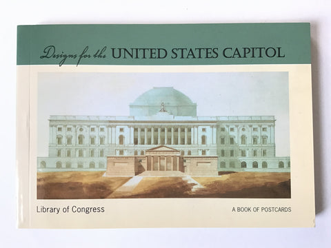 Designs for the United States Capitol