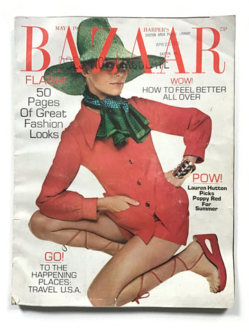 Harper's Bazaar May 1971