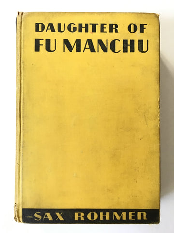 Daughter of Fu Manchu