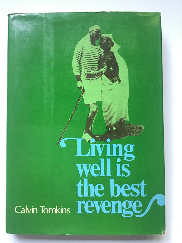 Calvin Tomkins  New York, Viking, 1971.  A biography of Sara & Gerald Murphy. Picasso, Sir Charles Mendl, Zelda & F Scott Fitzgerald, Count Etienne de Beaumont.