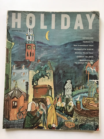 Holiday magazine September 1955