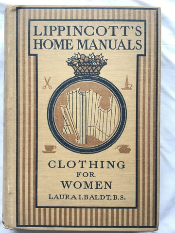 Lippincott's Home Manuals : Clothing for Women